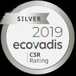 CSR-Siegel 2019 in Silber für die SEHLHOFF GMBH