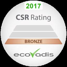 CSR-Siegel in Bronze für die SEHLHOFF GMBH