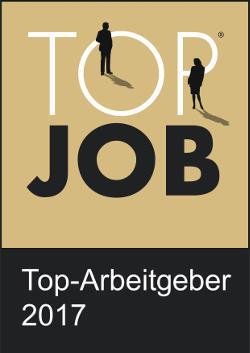 """""""Top Job""""-Award: SEHLHOFF ist Top-Arbeitgeber im deutschen Mittelstand."""