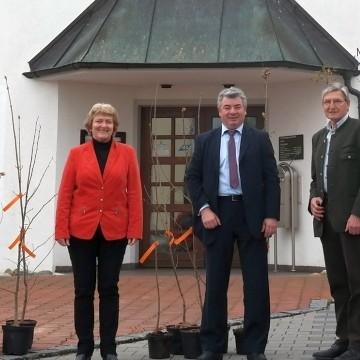 14. April 2016 Markt Velden, Gemeinde Neufraunhofen und Gemeinde Wurmsham