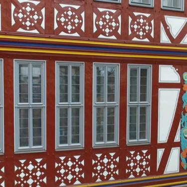Die neue Frankfurter Altstadt