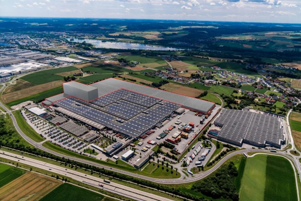 Erweiterung Dynamikzentrum Bmw Werk 02 70 Dingolfing Sehlhoff