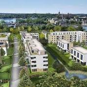 Erschließung von Wohngebieten
