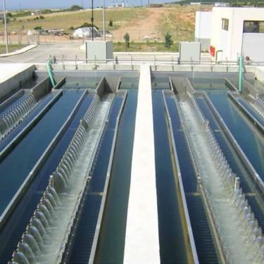 Rückspülwasserbehandlung